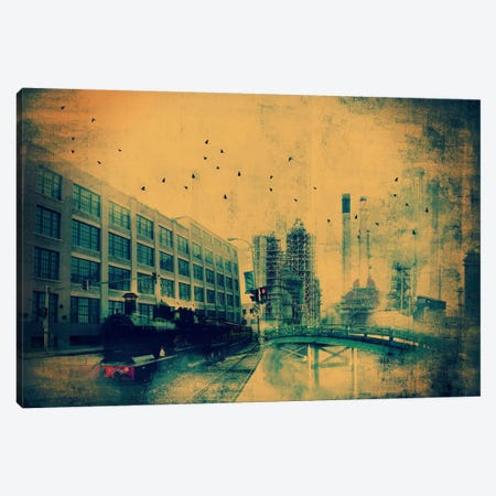 Through Time Canvas Print #ICA1108} by Unknown Artist Canvas Wall Art