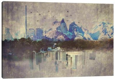 Rural Urbanization Canvas Art Print