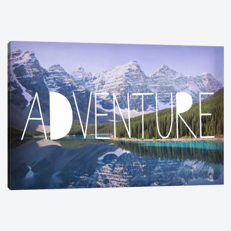Adventure Canvas Print #ICA1116} by Unknown Artist Canvas Art