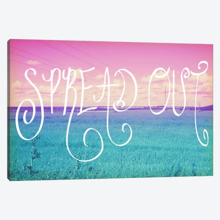 Spread Out Canvas Print #ICA1121} by Unknown Artist Canvas Wall Art