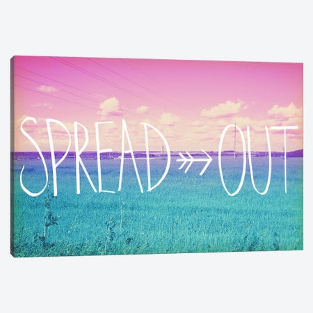 Spread Out 2 Canvas Print #ICA1123} by Unknown Artist Canvas Wall Art