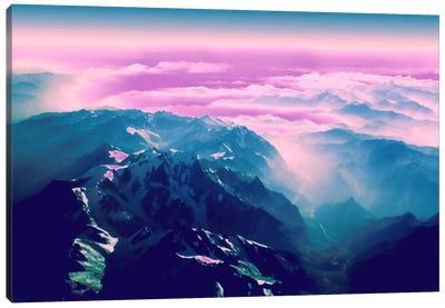 Candy Mountain Canvas Art Print