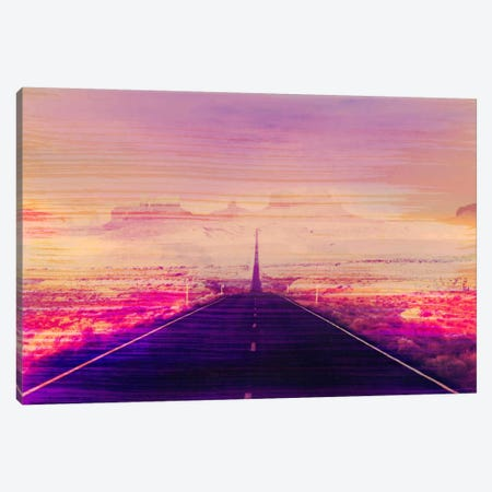 Radiation Road Canvas Print #ICA1136} by 5by5collective Canvas Art