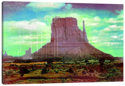 Radiation Valley Canvas Art Print