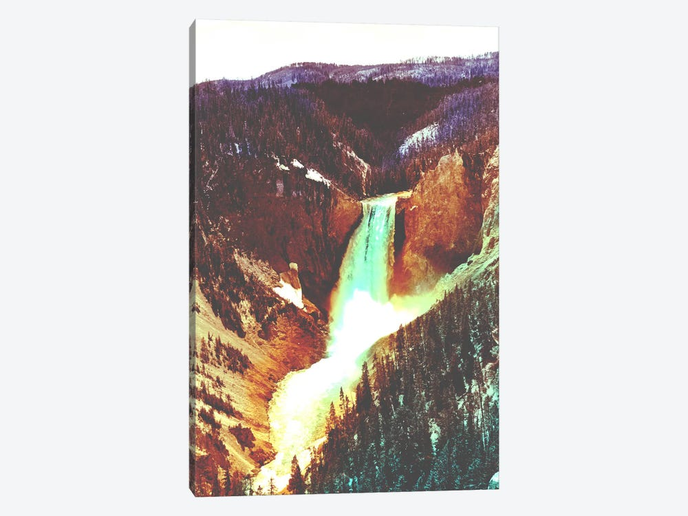 Yellowstone in Color by iCanvas 1-piece Canvas Art