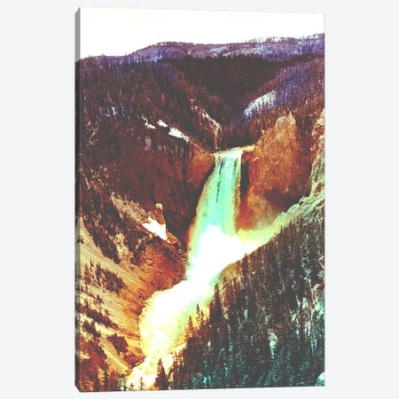 Yellowstone in Color Canvas Print #ICA1159} by Unknown Artist Canvas Print