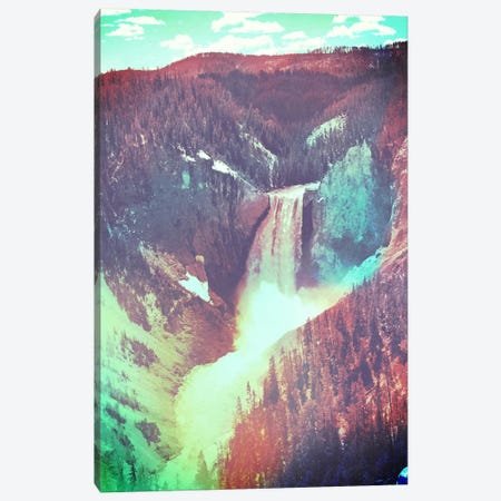 Yellowstone in Color 2 Canvas Print #ICA1160} by Unknown Artist Canvas Artwork