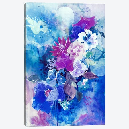Divine Beauty Canvas Print #ICA1161} by 5by5collective Canvas Wall Art