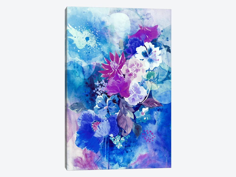 Divine Beauty by 5by5collective 1-piece Canvas Print