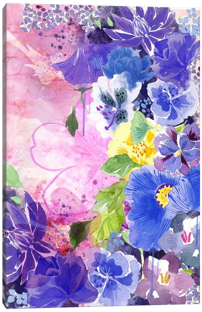 Blossoms Canvas Art Print