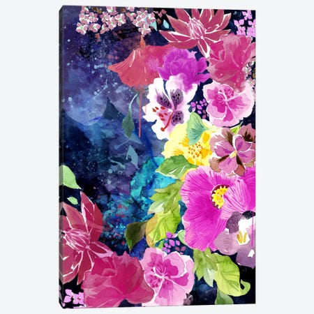 Everlasting Flowers Canvas Print #ICA1168} by 5by5collective Canvas Artwork