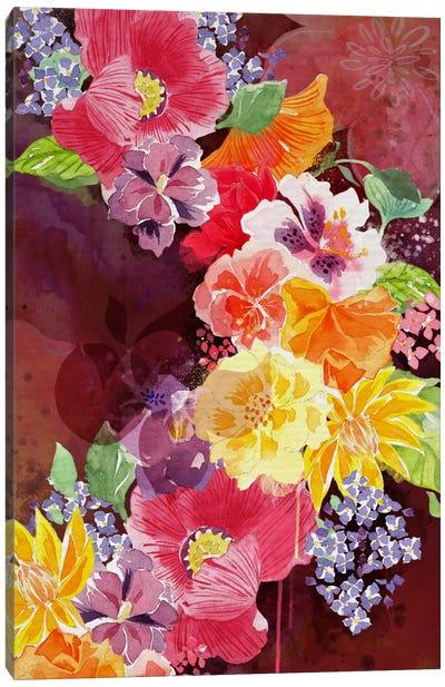 Lust Canvas Art Print