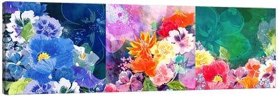Joyous Blossoms Canvas Art Print