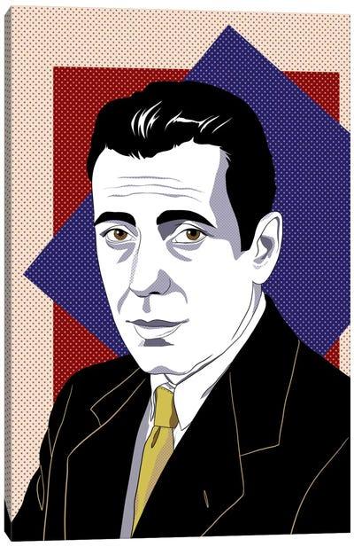 Humphrey Color Block Canvas Print #ICA1175