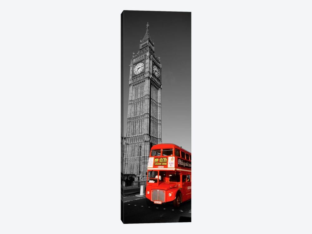 Big Ben, London, United Kingdom Color Pop by Panoramic Images 1-piece Canvas Artwork