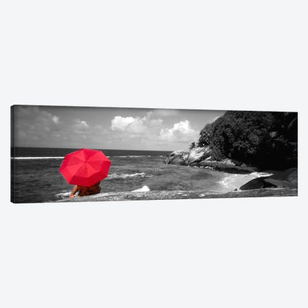 Indian Ocean Moyenne Island Seychelles Color Pop Canvas Print #ICA1210} by Panoramic Images Canvas Artwork
