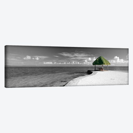 Bora Bora Point Bora Bora Color Pop Canvas Print #ICA1270} by Panoramic Images Canvas Wall Art