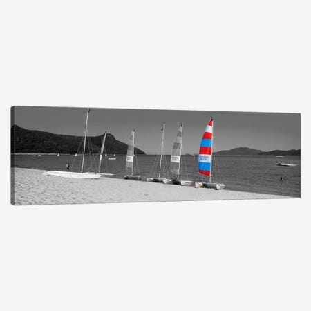 Hamilton Island Australia Color Pop Canvas Print #ICA1275} by Panoramic Images Art Print