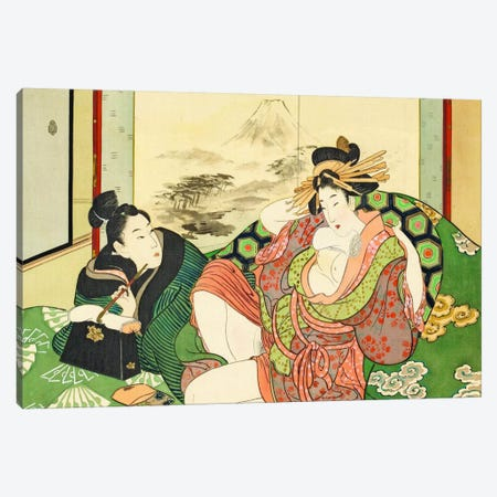 Bathhouse Sessions Canvas Print #ICA1290} by Unknown Artist Canvas Wall Art