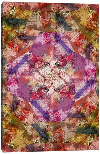 Potpourri Kaleidoscope Canvas Print #ICA130