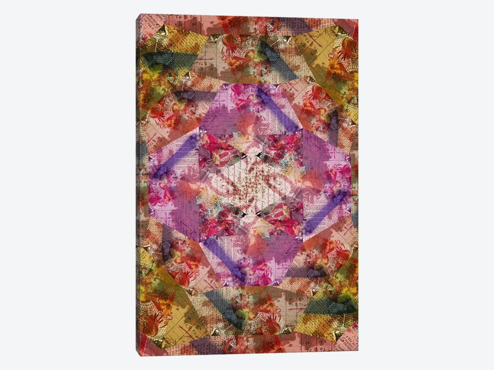 Potpourri Kaleidoscope by iCanvas 1-piece Canvas Art