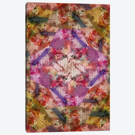 Potpourri Kaleidoscope Canvas Print #ICA130} by Unknown Artist Canvas Wall Art