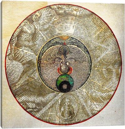 Radial Alchemy Canvas Print #ICA1321