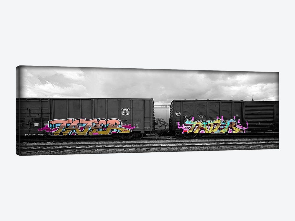 Tater by 5by5collective 1-piece Canvas Artwork