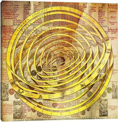Sphara Zodiac Canvas Print #ICA1345