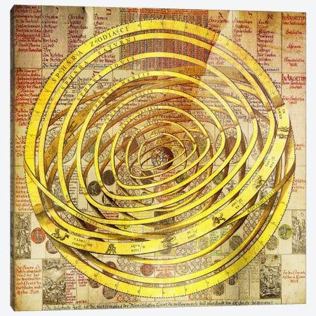 Sphara Zodiac Canvas Print #ICA1345} by Unknown Artist Art Print