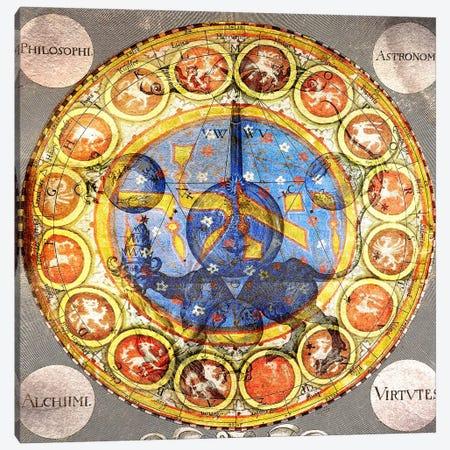 Virtvtes Alchimi Canvas Print #ICA1351} by Unknown Artist Art Print