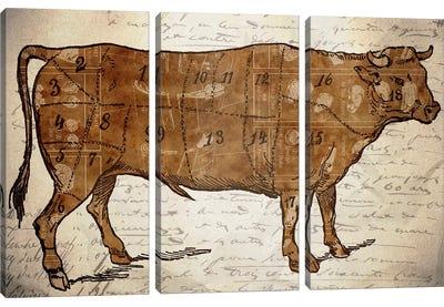 Le Boeuf III Canvas Art Print