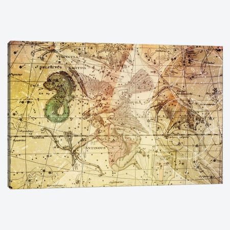 The Ancient Heavens Canvas Print #ICA1376} by Unknown Artist Canvas Wall Art