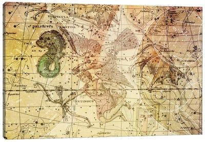The Ancient Heavens Canvas Art Print