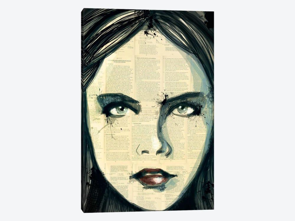 Grunge Look by Unknown Artist 1-piece Art Print
