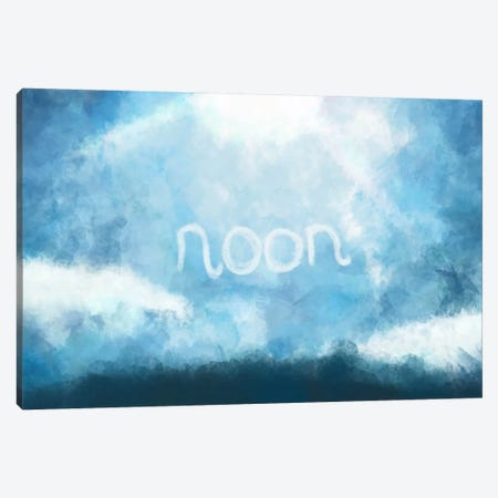 Cloudy Noon Canvas Print #ICA151} by Unknown Artist Canvas Artwork