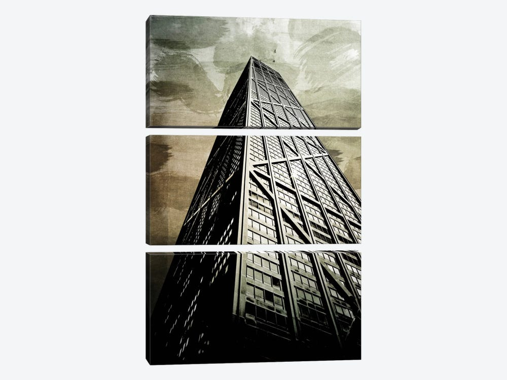 Lets See Your John Hancock by Unknown Artist 3-piece Canvas Art Print