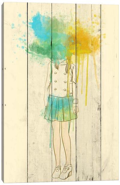 Wandering Mind Canvas Art Print