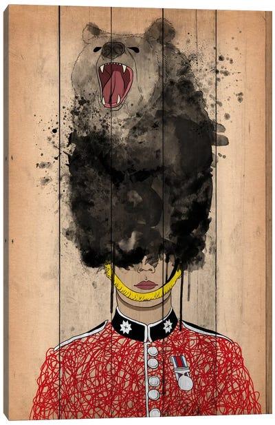 Palace Guard Canvas Art Print