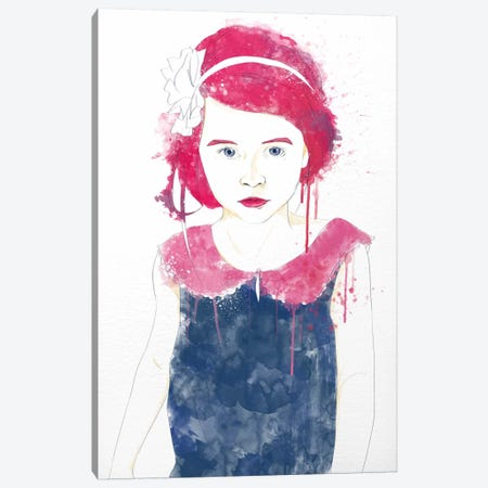 Innocence Canvas Print #ICA193} by Unknown Artist Canvas Art