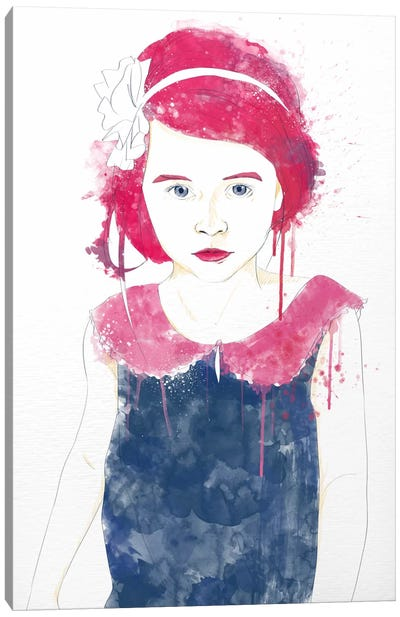 Innocence Canvas Art Print
