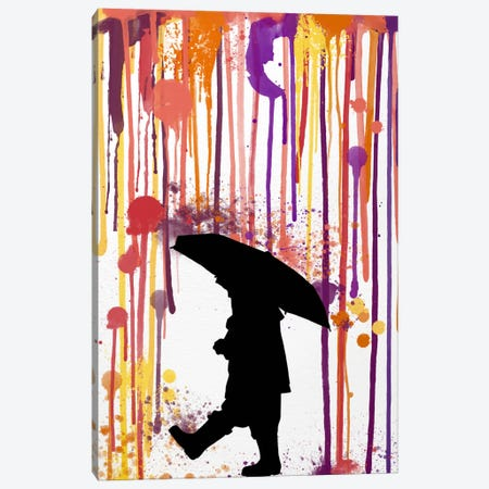 Don't Rain on Me Canvas Print #ICA198} by iCanvas Canvas Wall Art