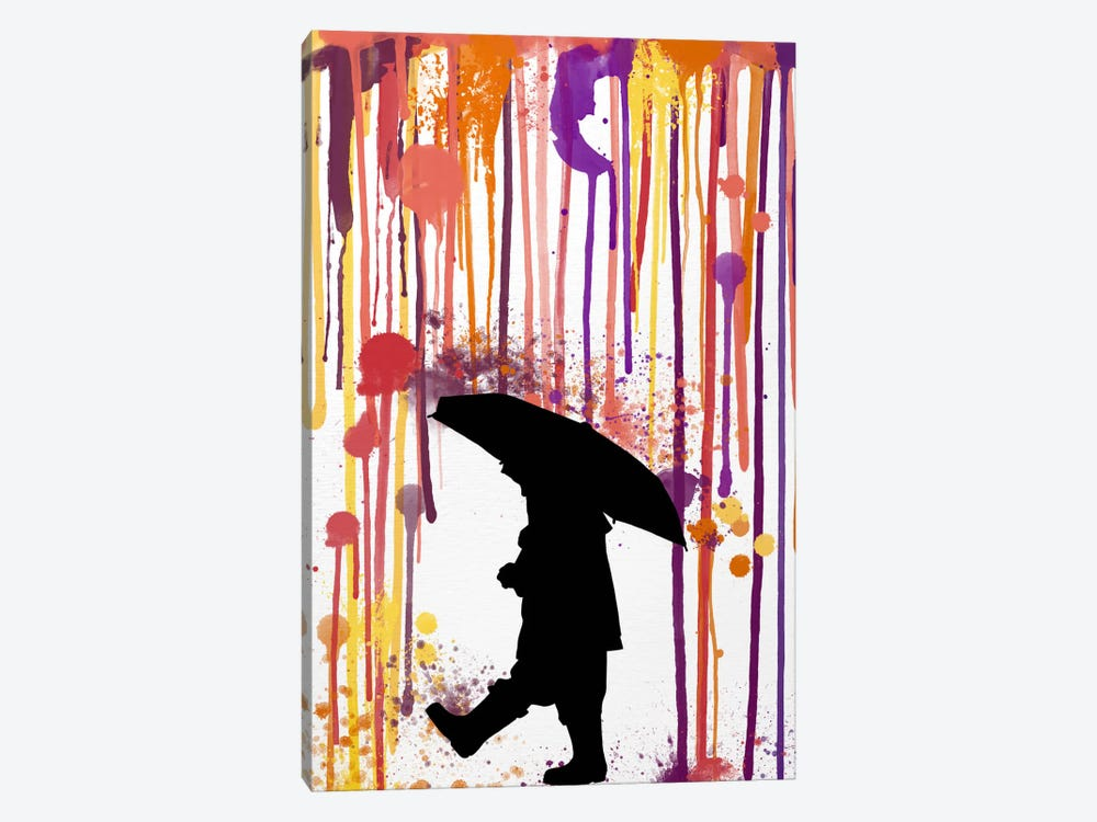 Don't Rain on Me by Unknown Artist 1-piece Canvas Wall Art