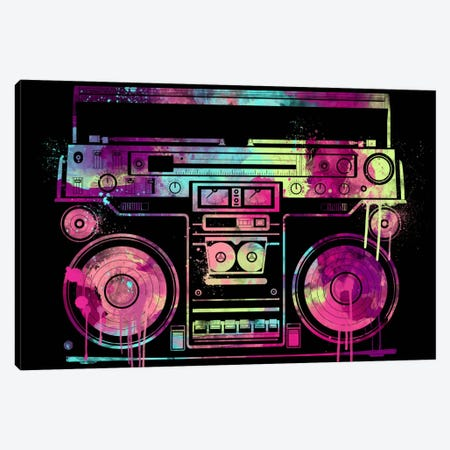 Speakerbox Canvas Print #ICA201} by iCanvas Canvas Artwork