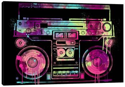 Speakerbox Canvas Art Print