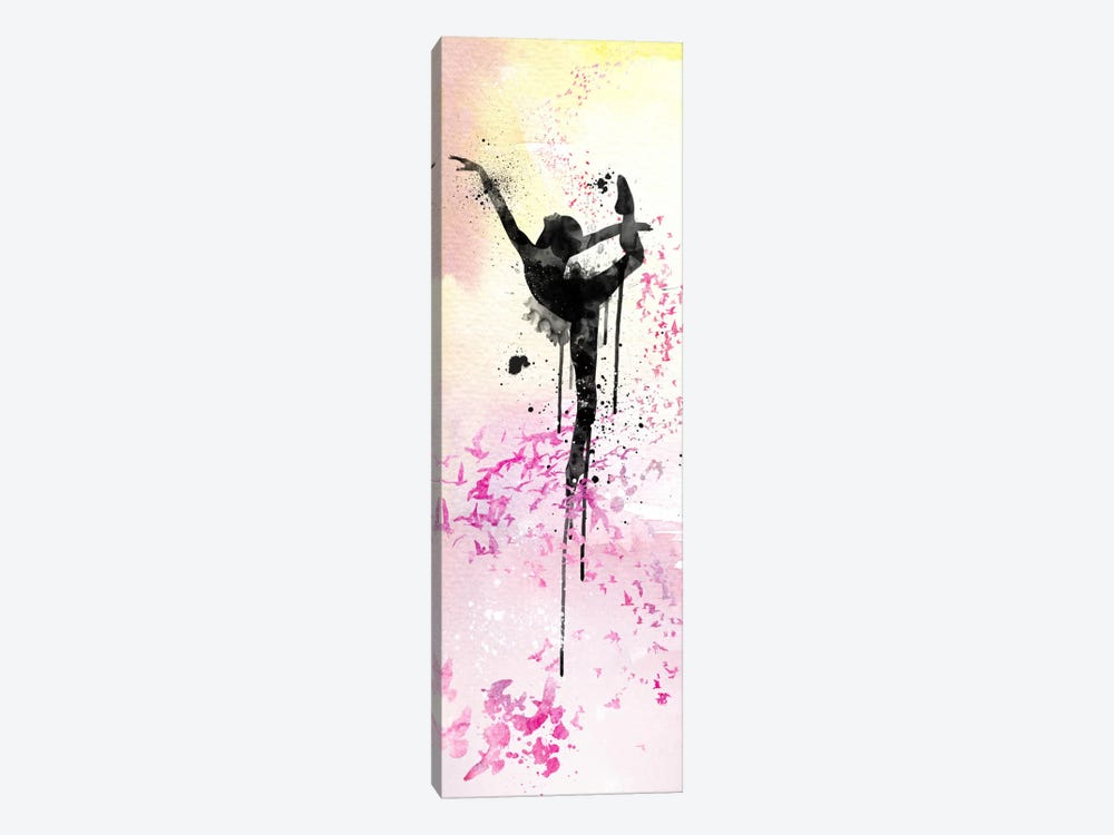Floating Ballet Dance by iCanvas 1-piece Canvas Print