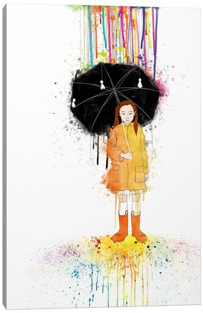 Don't Rain on Me 2 Canvas Art Print