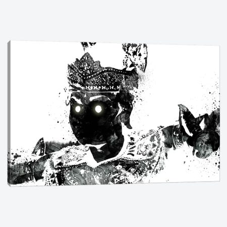 Traditional Warrior 2 Canvas Print #ICA210} by Unknown Artist Canvas Print