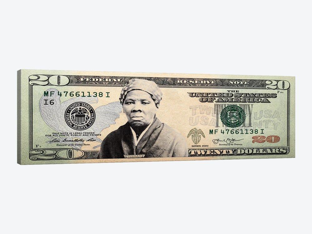 Harriet Tubman Twenty by 5by5collective 1-piece Art Print