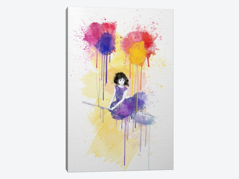 Fly Free by iCanvas 1-piece Art Print
